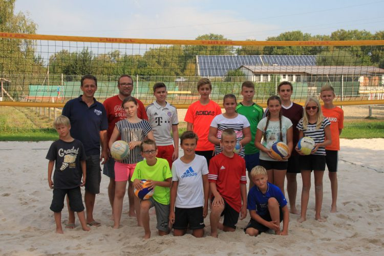 "Jugendturnier ""King of the Beach"" mit anschließendem Family Beach Fest"