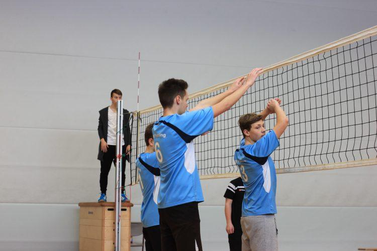 Heimspieltag U18 männlich