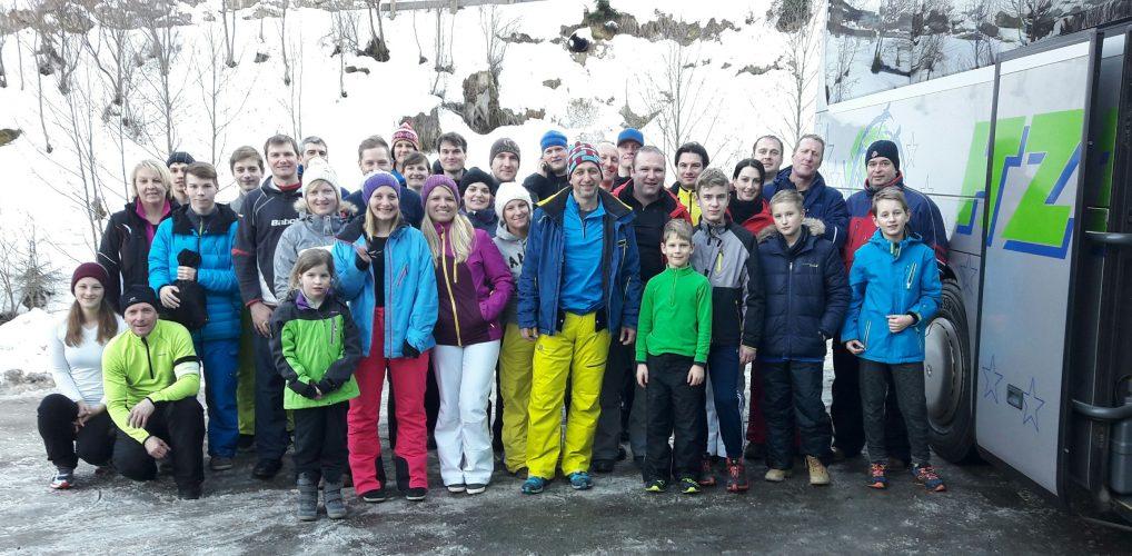 Skiausfahrt 2017 nach Saalbach-Hinterklemm