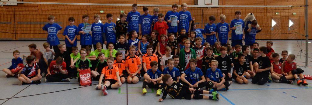 Südbayerische Meisterschaft U13 männlich