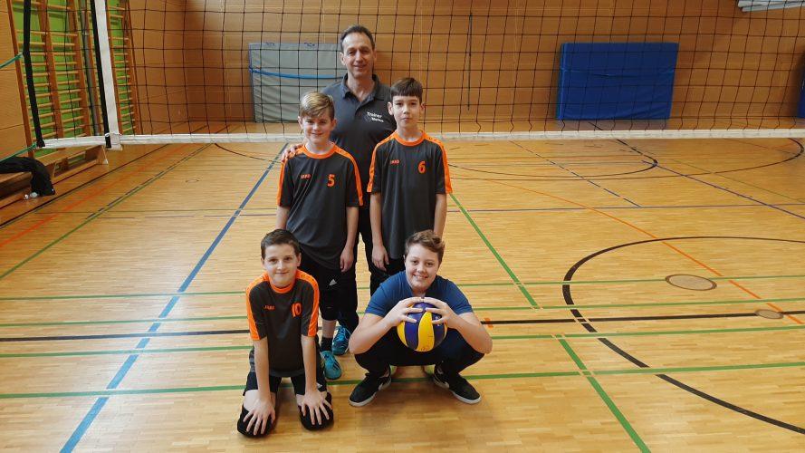 Plattlinger U13 Volleyballer sind Niederbayerischer Vizemeister